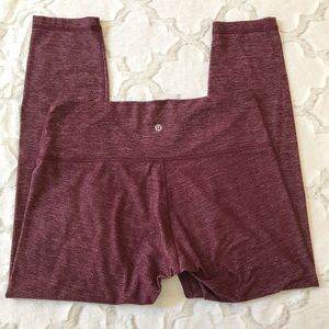 Lululemon athletica leggings size 12